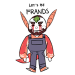 In need of frands by Pawitzer