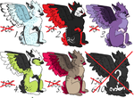 Gryphon adopts (Prices REDUCED) by Vexlovely