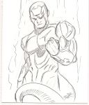 SoDFrieza Sketch by rice-claire by RyunoOhi