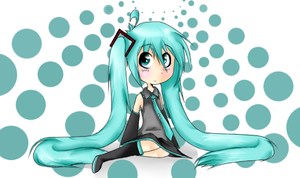 Miku Hatsune :collab: by coolferret