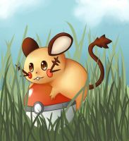 Dedenne by RecoveryLight