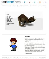 3DCam Website 2011 by griever-m3n
