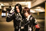 Trinity Blood - Nice guys? by RoteMamba
