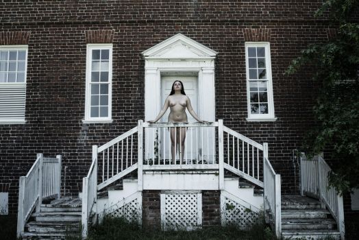 Mistress of the manor by DaveMylesPhotography