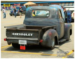 A Chevy Rat Rod Truck by TheMan268