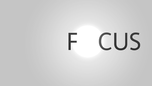 Wallpaper. Focus by KriGH