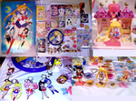 Sailor Moon Collection by BrittanyJustus