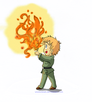 Playing with fire by Keali
