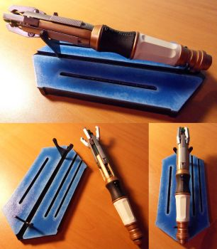 Dr Who - Sonic Screwdriver by drnova99