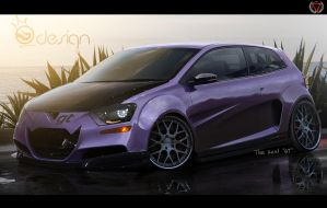 Volkswagen Polo GT - The real GT by DemoDesign