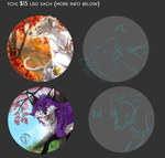 YCH Buys: Forest Themed (OPEN) by Aminirus