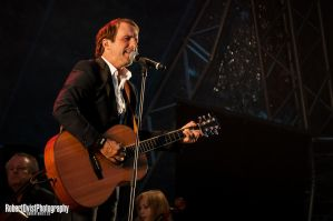 Patrik Isaksson live with Symphony with Stars by Robbanmurray