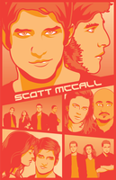 Teen Wolf Posters - Scott McCall by shearay752