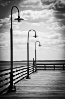 Pier by PhotographerNess