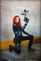 G.I. Joe - Scarlett cosplay 18 by ShadeNinja