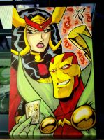 HI WUaD13 Mister Miracle by skulljammer