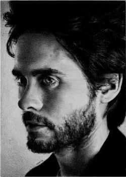 Jared Leto by JMLorite