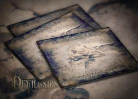 Cover Art 25:4 ''Digipak-Cases'' by D3vilusion