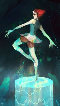 Pearl by CeruleanRaven