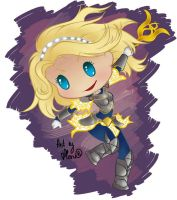 Lux Chibi Style by HarukArt