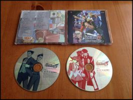 Ace Attorney Dual Destinies OST by BenjaminHunter