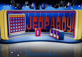 Jeopardy! 1984 Set by JDWinkerman
