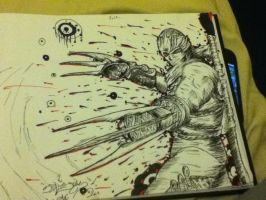 ninja gaiden piece by JsHeP97