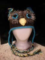 Owl Hat by FleurChung