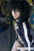 Black Rock Shooter by jellyfire