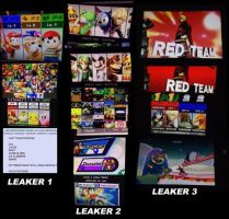 Super Smash bros wii u AND 3DS fake or true ? by malerfique