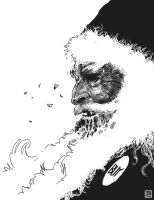 Bad Santa I by tegehel