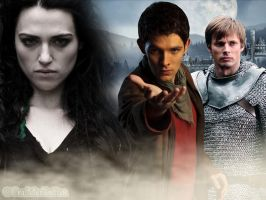 Merlin Series 4 by MagicalPictureMaker
