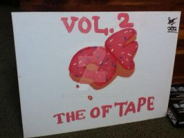 The OF Tape Vol. 2 Painting by Suskygirl