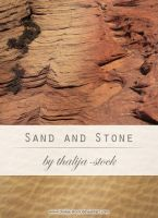 pack - 004 Sand and Stone by thalija-STOCK