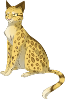 Leopardstar by MysticMistSong