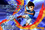 [colo] Euro 2016 Ptit Mec - BurnBolt Shoot by Naruttebayo67
