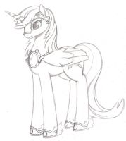 Sylvidia MLP Style by Crystal-Comb