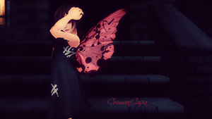 Fly away. ID. by CrimsonCasia