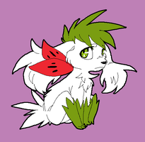 Day 3: Shaymin by Manicfool