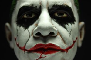Obama (The Joker) by CG-imagery