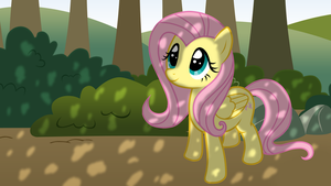 A Walk in the Forest Wallpaper by JennieOo