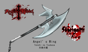 Shinigami Concept- Axe by miss-mustang