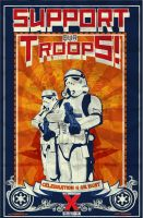 Support Our Troops by efawjedi