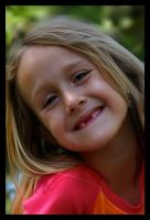 Vector Portrait of Rachel by mftalon