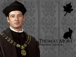 The Tudors - Thomas More by Sturm1212