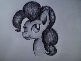 I try Black pen by SparklySpectrum
