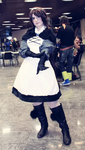 Agnes Oblige Bravely Default Flying Fairy cosplay. by AsakuraYumiChan