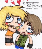 Resident Evil For Misa by Violent-Rainbow