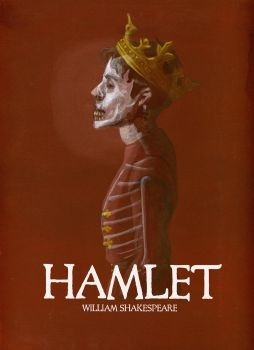 Hamlet Book Cover Complete by Syrihn