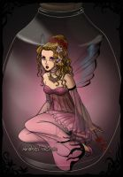Aphrodite: Goddess of love. by Red-Queen666